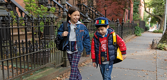 Visiting New York in 24 hours? Mission possible with Penelope and Quinn