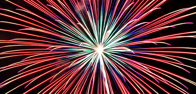 Magic numbers, lucky colors and lucky rituals: the New Year in the world is truly Original