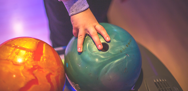 Bowling: fun for young and old