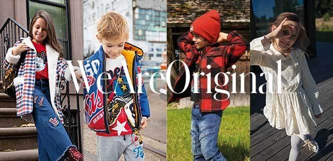 Tutti i bambini sono Original. Parola di mamma e papà. #WeAreOriginal