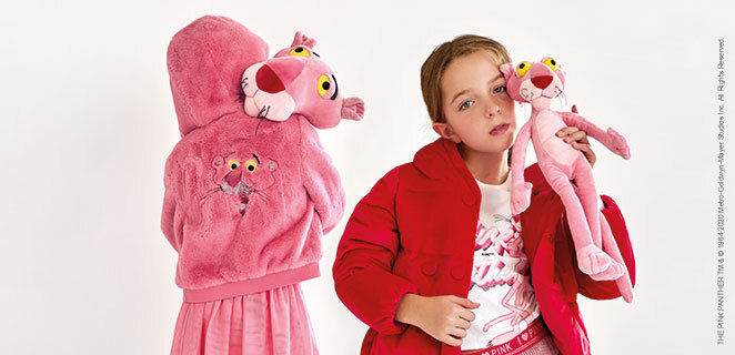Elegant, sophisticated and ... pink: Pink Panther, a fashion icon for over 55 years