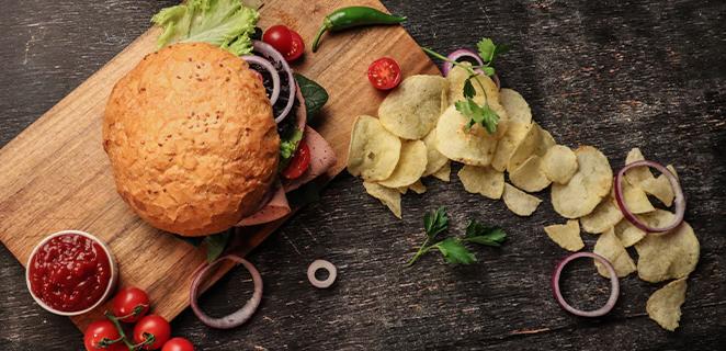 My Original hamburger: per ogni ricetta una personalità