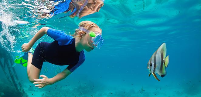 I benefici dello snorkeling: alla scoperta di tesori nascosti
