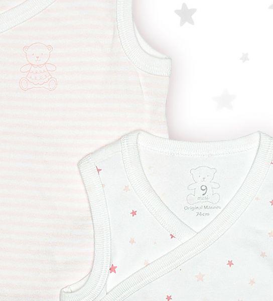 Body neonata in cotone