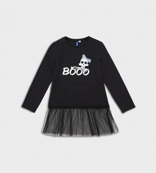 Girl's maxi sweater