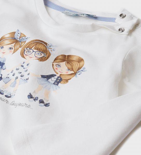 Baby girls' sweater