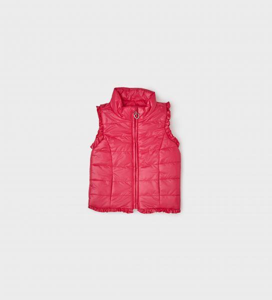 Baby girl's waistcoat