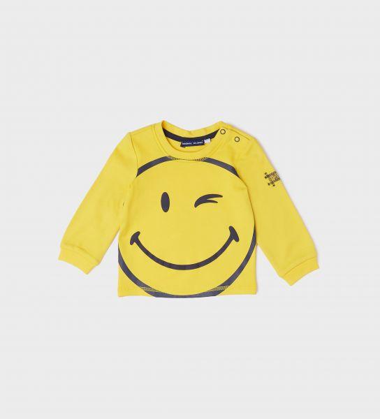 T-shirt Smiley da neonato