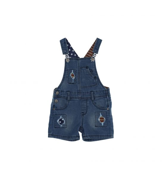 BABY BOY'S DUNGAREES