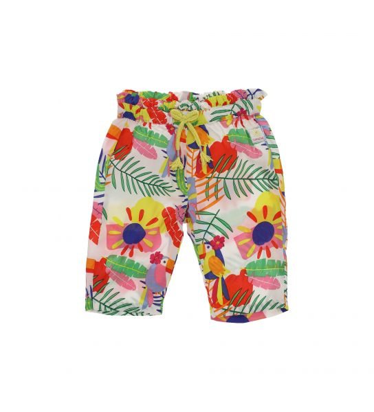 BABY GIRL'S TROUSERS