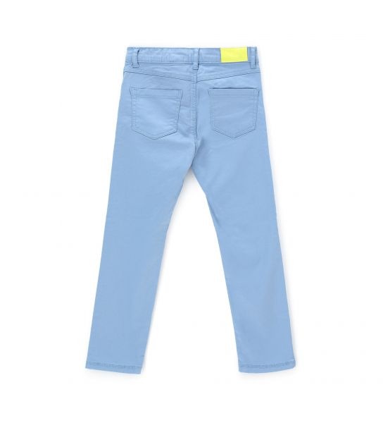 5-POCKET TROUSERS IN COTTON