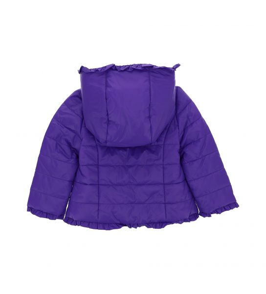 100 GRAMS JACKET WITH RUFFLES
