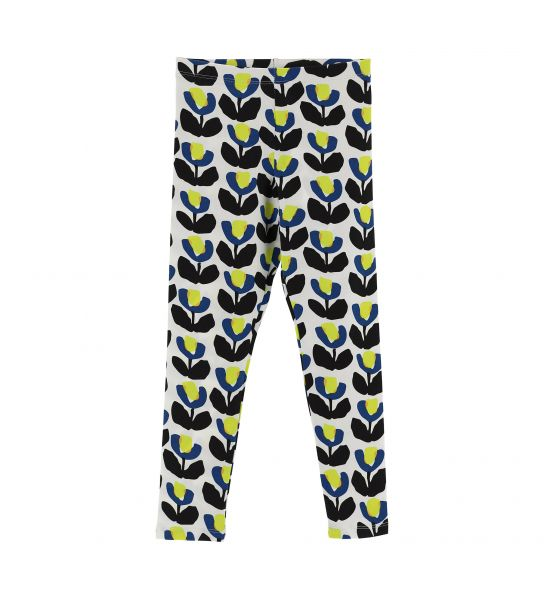 COTTON LEGGINGS WITH PRINT