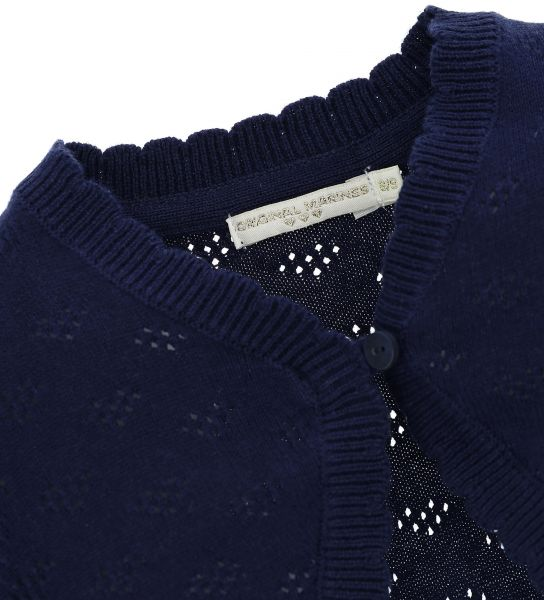SHORT PULLOVER IN COTTON