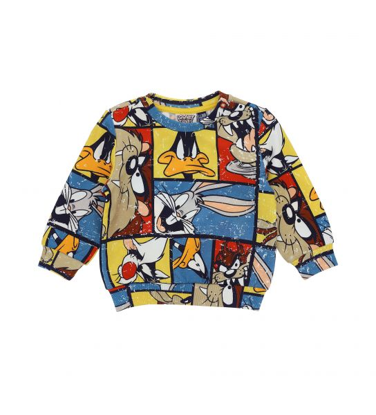 WARNER BROS LOONEY TUNES SWEATSHIRT