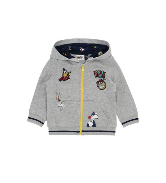 LOONEY TUNES SWEATSHIRT WITH HOOD
