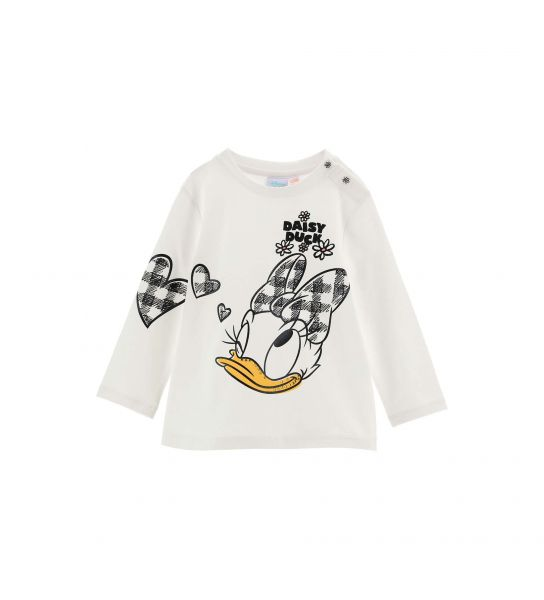 DISNEY DAISY LONG SLEEVE T-SHIRT