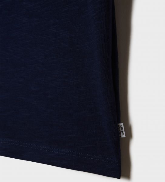 SHORT SLEEVE T-SHIRT WITH ROUND NECK