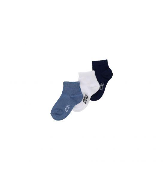 COTTON BLEND SHORT SOCKS