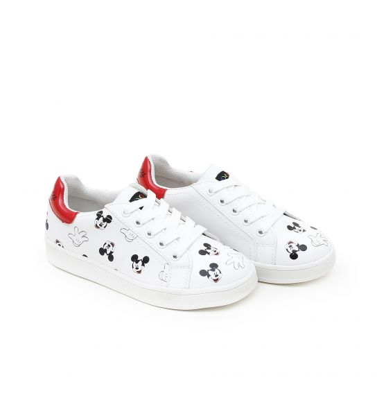 DISNEY MICKEY SHOE IN FAUX LEATHER