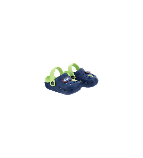 SANDAL WITH LIGHTS AND VELCRO STRAP