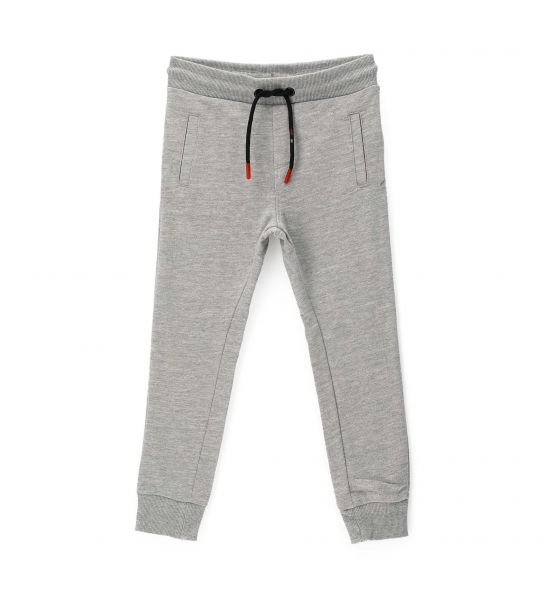 COTTON SWEATPANTS WITH POCKETS