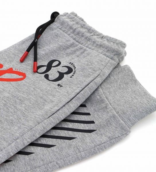 SWEATPANTS WITH PATCH POCKET