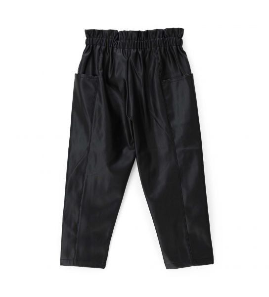 CROPPED MODEL TROUSERS