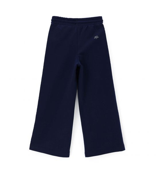 CROPPED TROUSERS WITH LACES