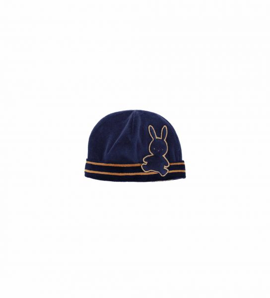 LINED COTTON CHENILLE HAT