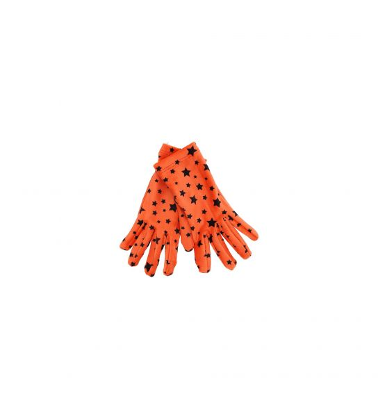 KNITTED GLOVES WITH FANTASY