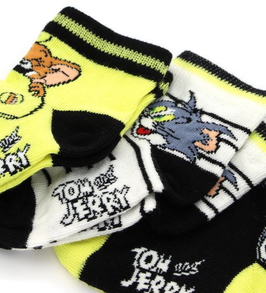 TOM AND JERRY SHORT SOCKS
