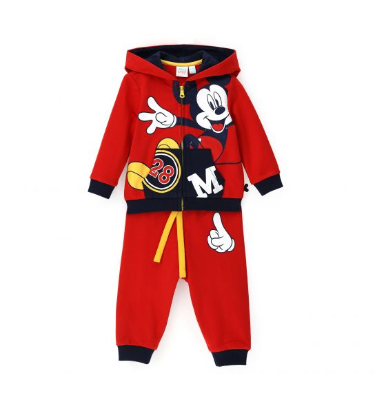 HOODED DISNEY JUMPSUIT WITH EARS