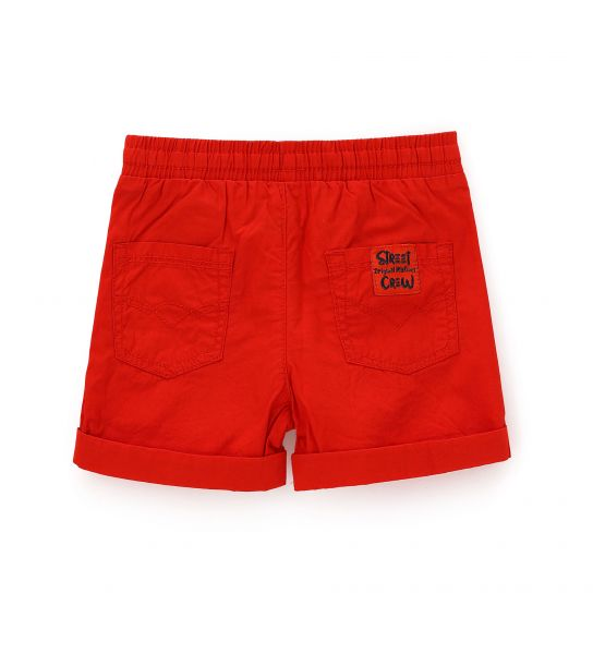 SHORT WITH FRONT AND BACK POCKETS