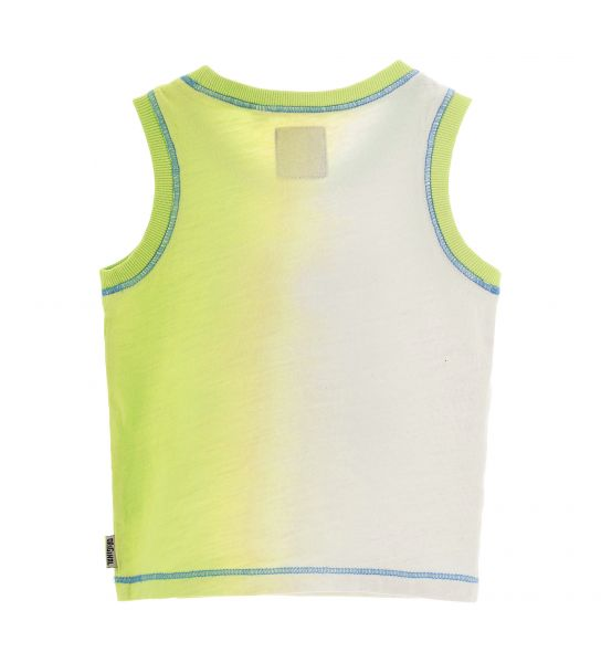 TANK TOP WITH SHADED PRINT
