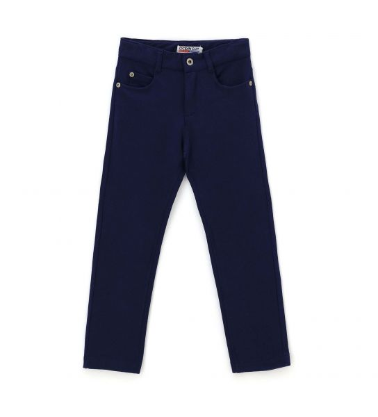 5-POCKET COTTON SWEATPANTS