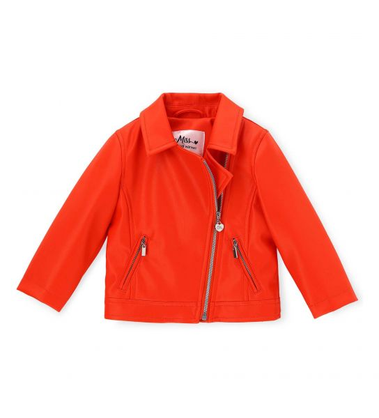 JACKET WITH SIDE ZIP
