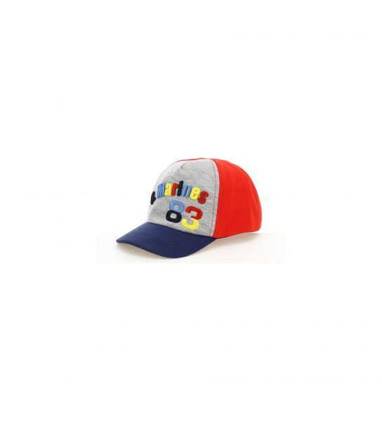 BASEBALL HAT WITH PRINT