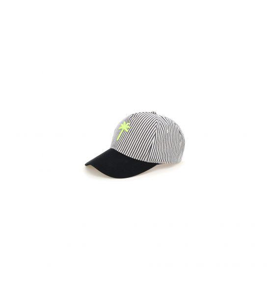 COTTON BLEND BASEBALL HAT