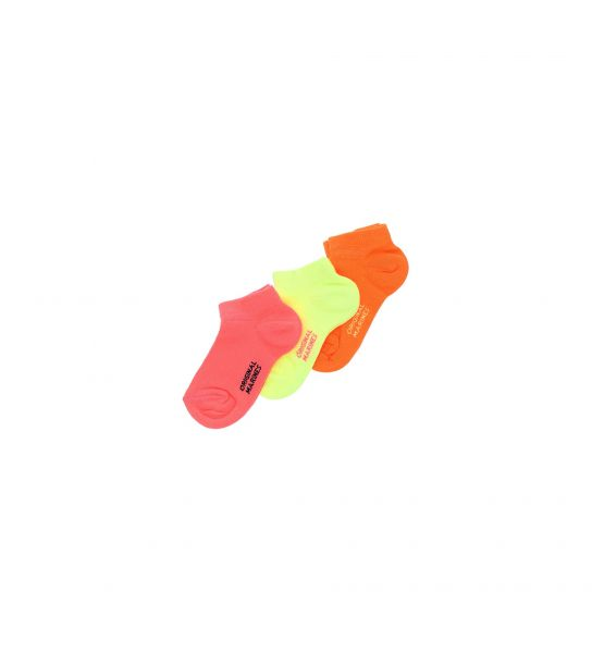 SOCKS SNEAKERS COTTON COLORS