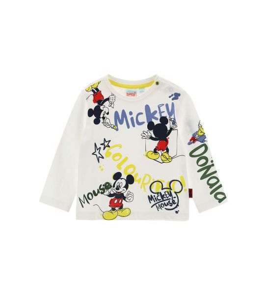 DISNEY T-SHIRT WITH FORWARD AND BACK PRINT