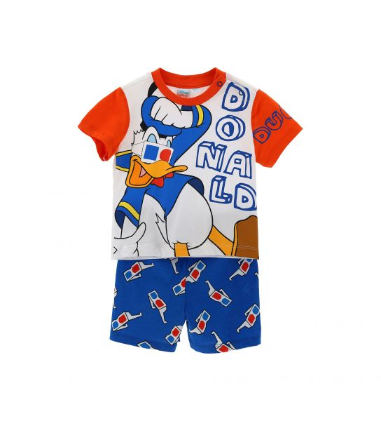 DISNEY DONALD DUCK PAJAMAS