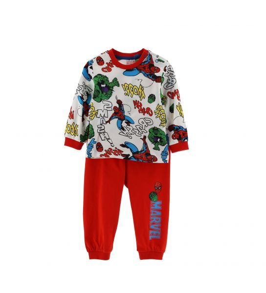 DISNEY MARVEL PAJAMAS