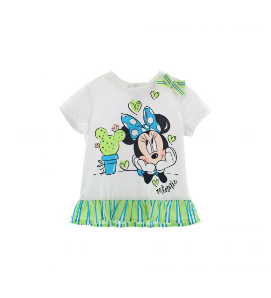 T-SHIRT DISNEY MINNIE CON FIOCCO