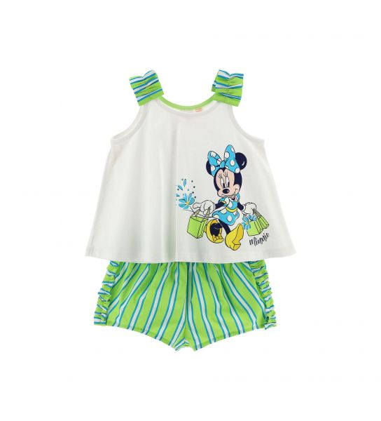 2-PIECE SET DISNEY TANK TOP AND SHORT