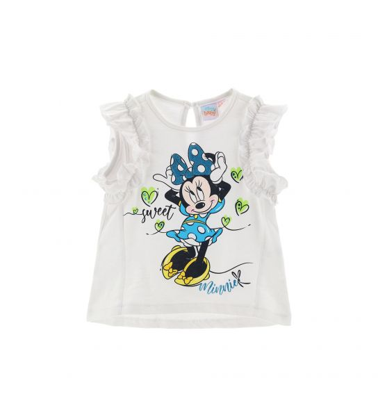 T-SHIRT DISNEY MINNIE SENZA MANICA