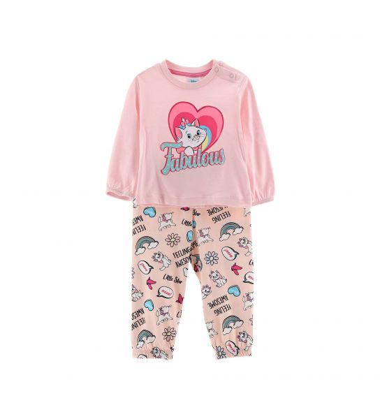 DISNEY ARISTOGATTI COTTON PAJAMAS