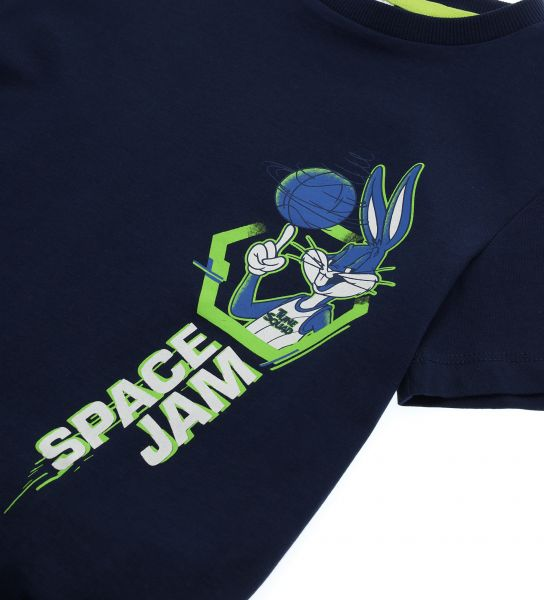 T-SHIRT MANICA CORTA STAMPE BUGS BUNNY