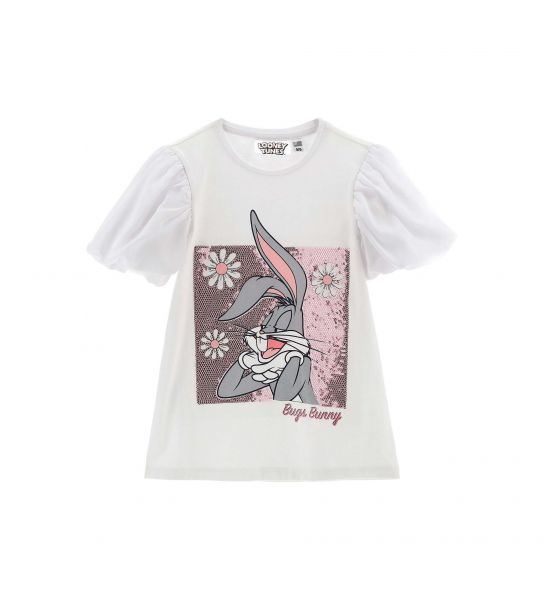 WARNER BROS BUNNY SHORT SLEEVE T-SHIRT