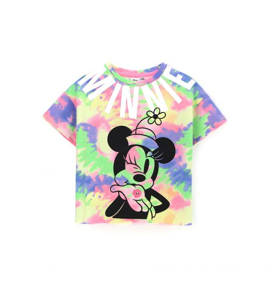 T-SHIRT MANICA CORTA DISNEY MINNIE